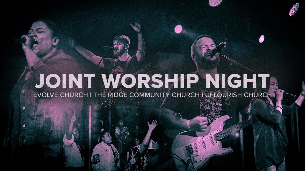 Joint Worship Night